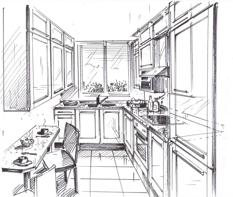 dessin de cuisine dessin de cuisine facile avec dessin cuisine meilleures id es de d coration. Black Bedroom Furniture Sets. Home Design Ideas
